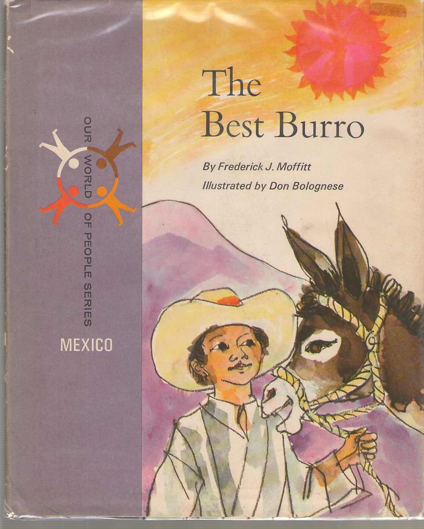 Image for The Best Burro
