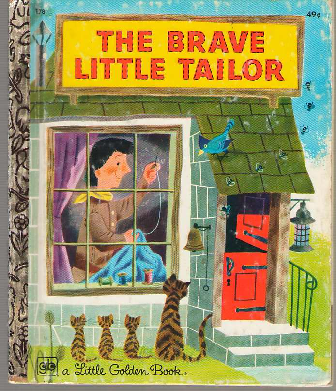 Image for The Brave Little Tailor