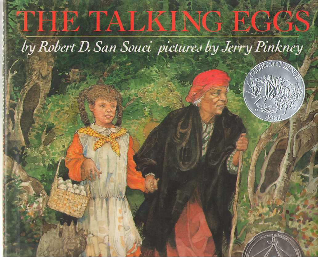 Image for The Talking Eggs