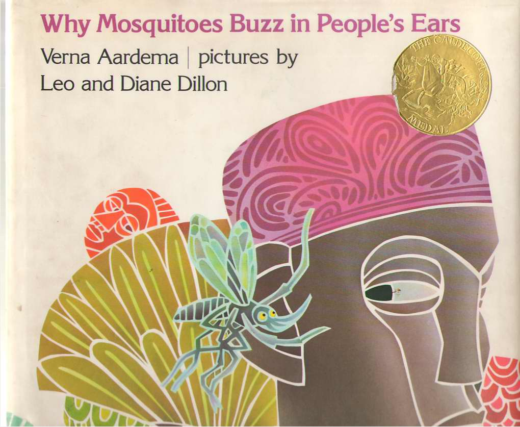 Image for Why Mosquitoes Buzz in People's Ears  A West African Tale