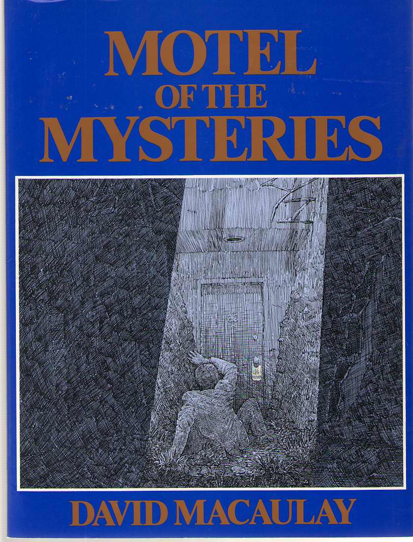 Image for Motel of the Mysteries