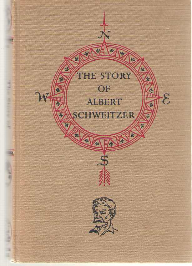 Image for The Story Of Albert Schweitzer