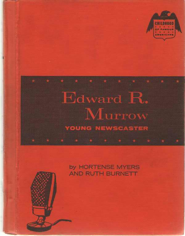 Image for Edward R. Murrow Young Newscaster