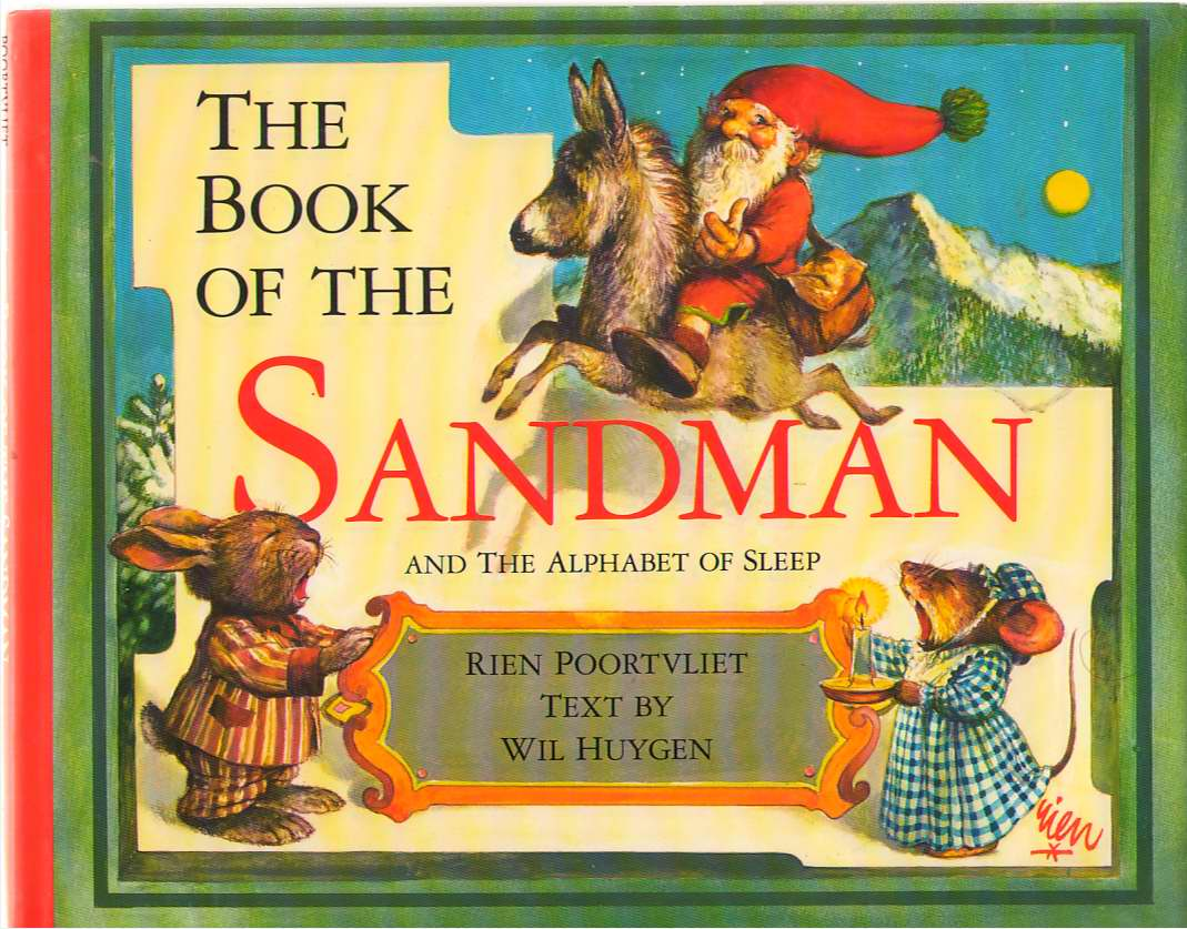 Image for The Book of the Sandman and the Alphabet of Sleep