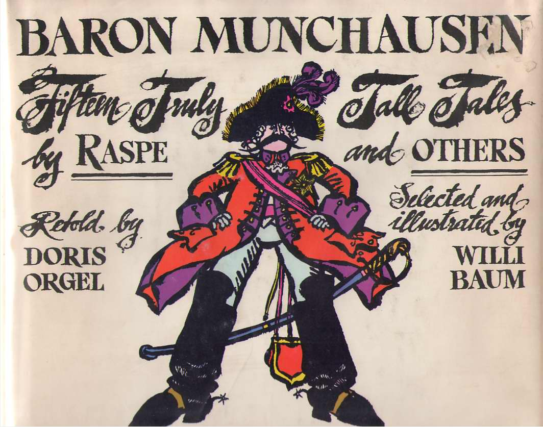 Image for Baron Munchausen  Fifteen Truly Tall Tales