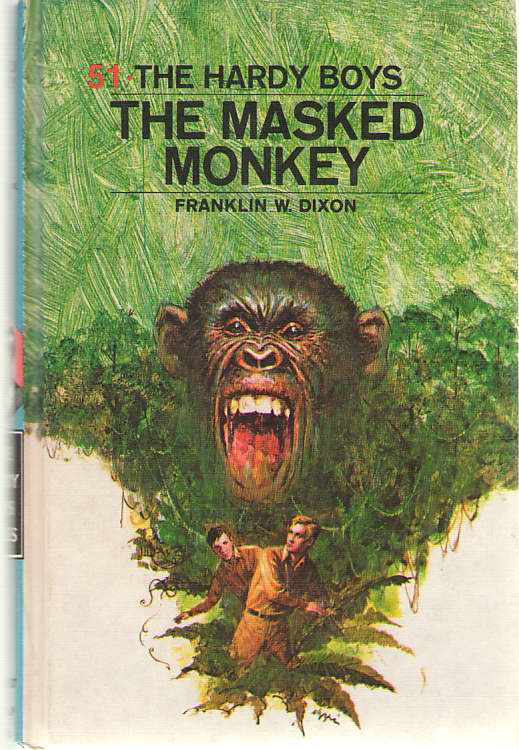 Image for The Masked Monkey