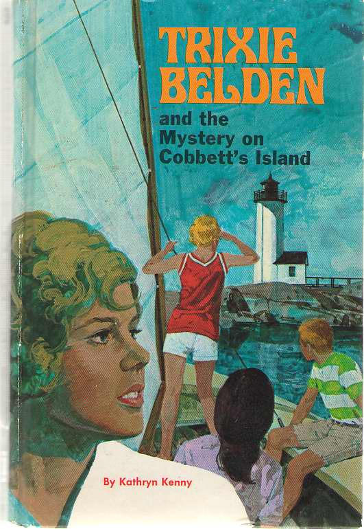 Image for Trixie Belden and the Mystery on Cobbett's Island