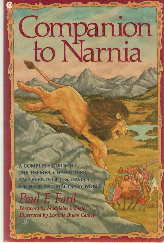 Image for Companion to Narnia