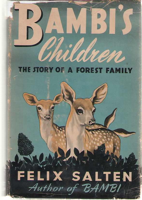 Image for Bambi's Children The Story of a Forest Family