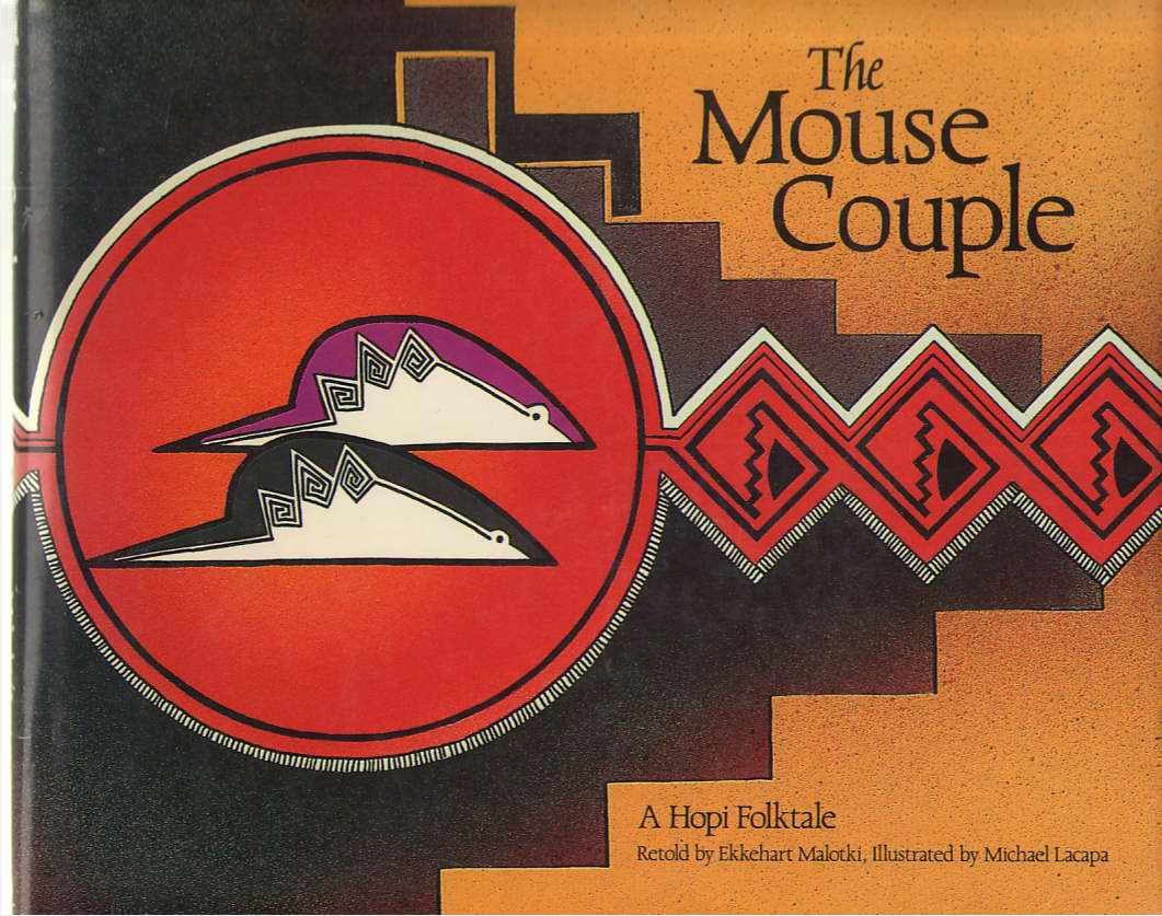 Image for The Mouse Couple  A Hopi Folktale