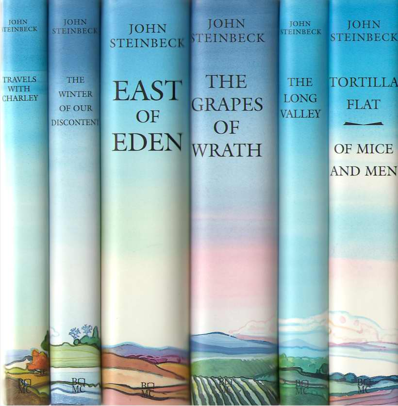 Image for The Works of John Steinbeck