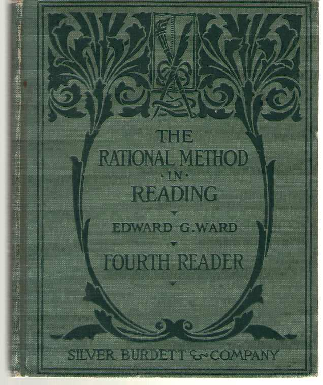 Image for The Rational Method In Reading - Fourth Reader