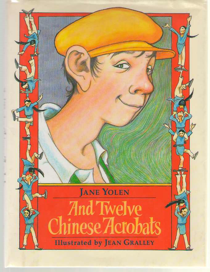 Image for And Twelve Chinese Acrobats