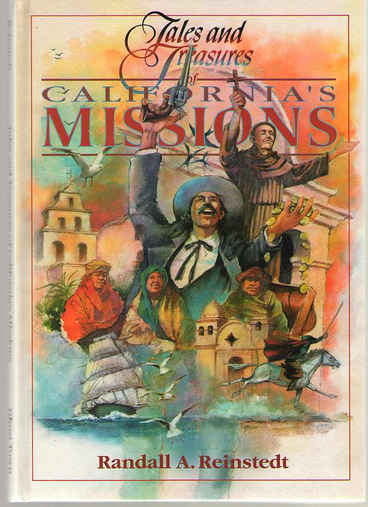 Image for Tales and Treasures of California's Missions