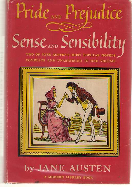 Image for Pride And Prejudice & Sense And Sensibility