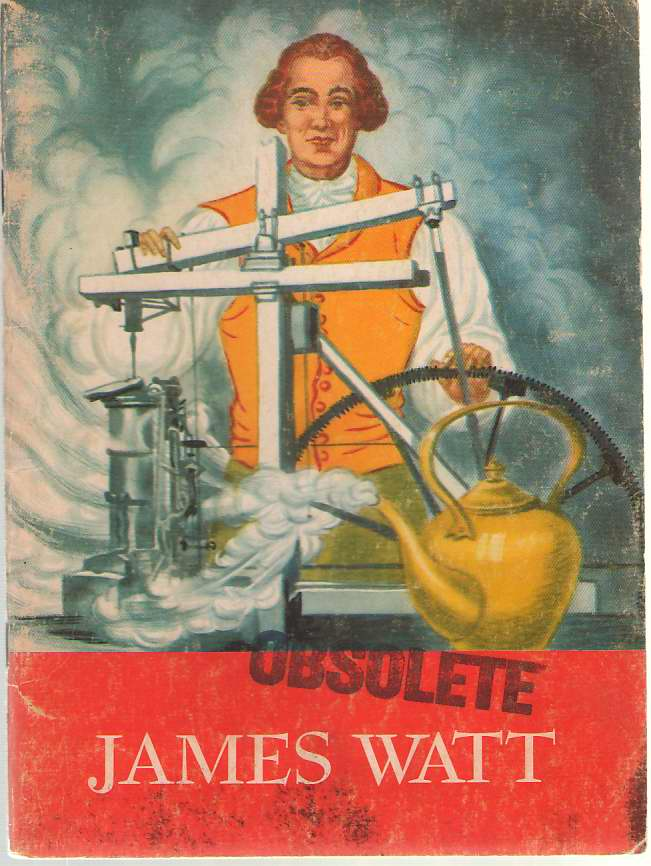Image for James Watt