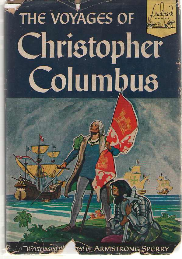 Image for The Voyages Of Christopher Columbus