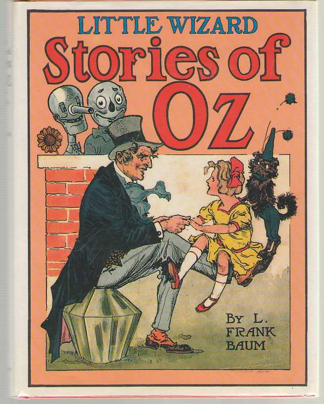 Image for Little Wizard Stories Of Oz