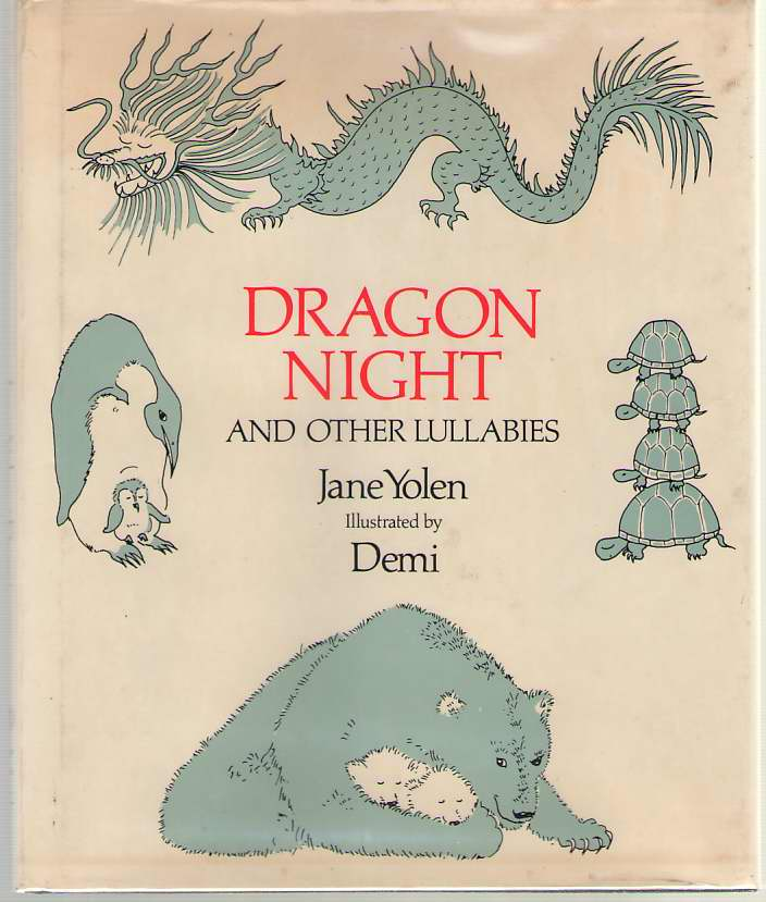 Image for Dragon Night and Other Lullabies