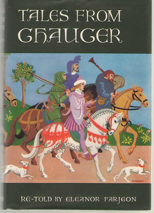Image for Tales From Chaucer