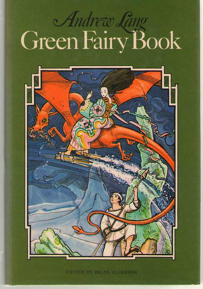 Image for Green Fairy Book