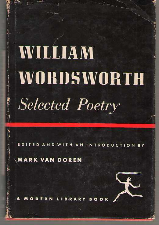 Image for William Wordsworth  Selected Poetry