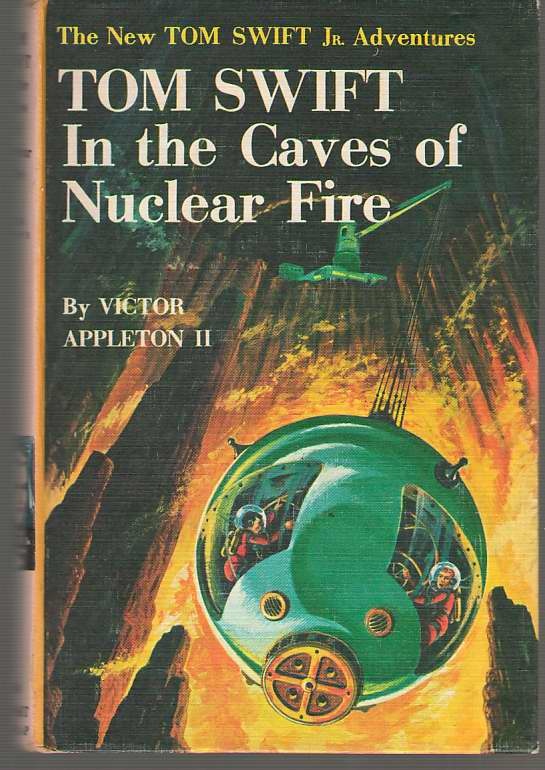 Image for Tom Swift In The Caves Of Nuclear Fire