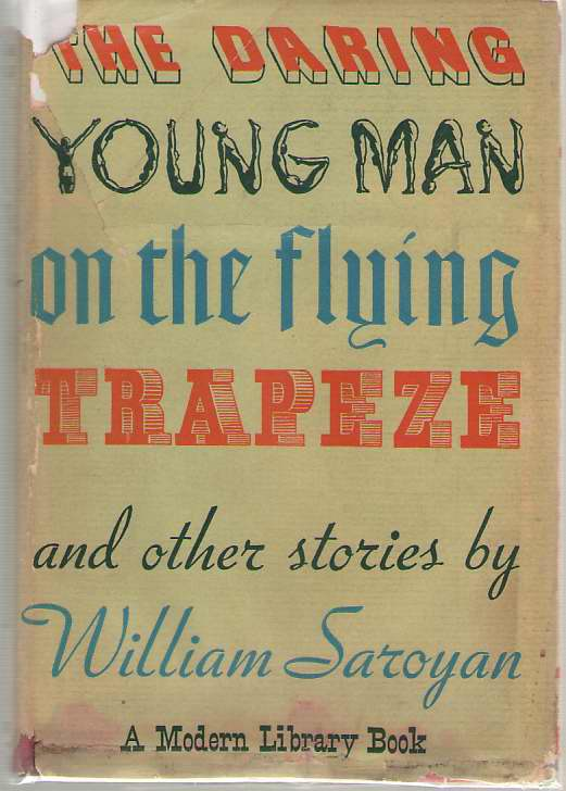 Image for The Daring Young Man On The Flying Trapeze & Other Stories