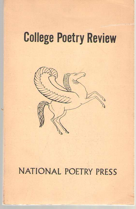 Image for College Poetry Review Spring 1979, Volume 42, Number 2