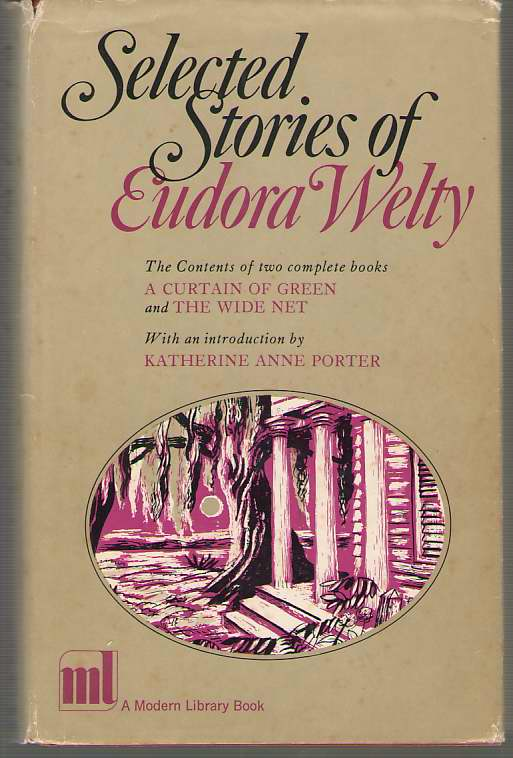 Image for Selected Stories Of Eudora Welty