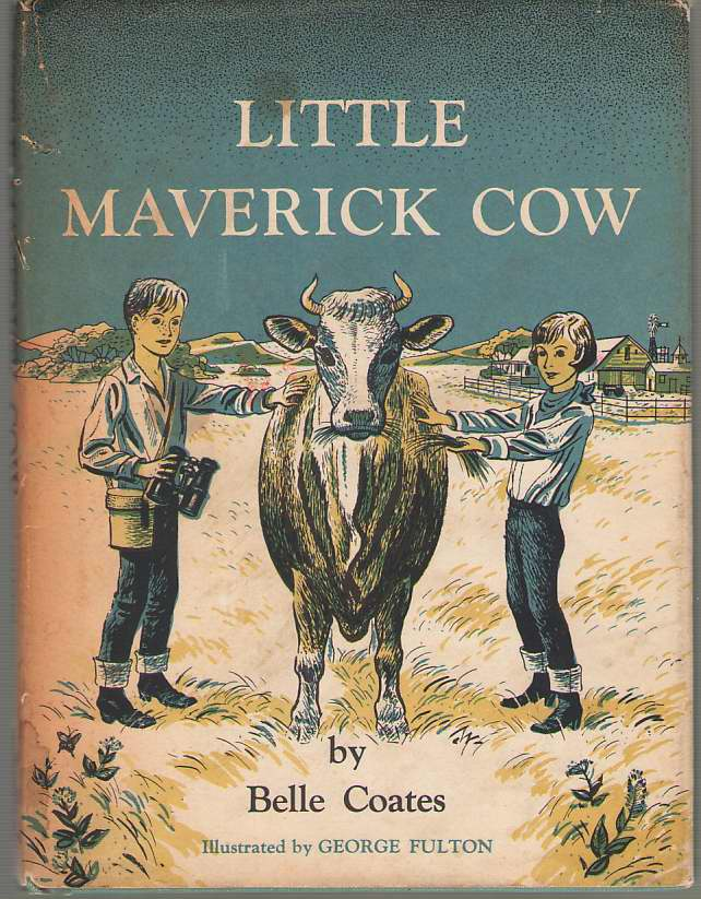 Image for Little Maverick Cow