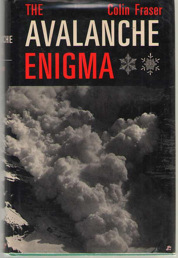 Image for The Avalanche Enigma