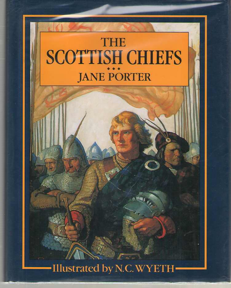 Image for The Scottish Chiefs