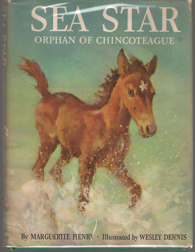 Image for Sea Star Orphan of Chincoteague