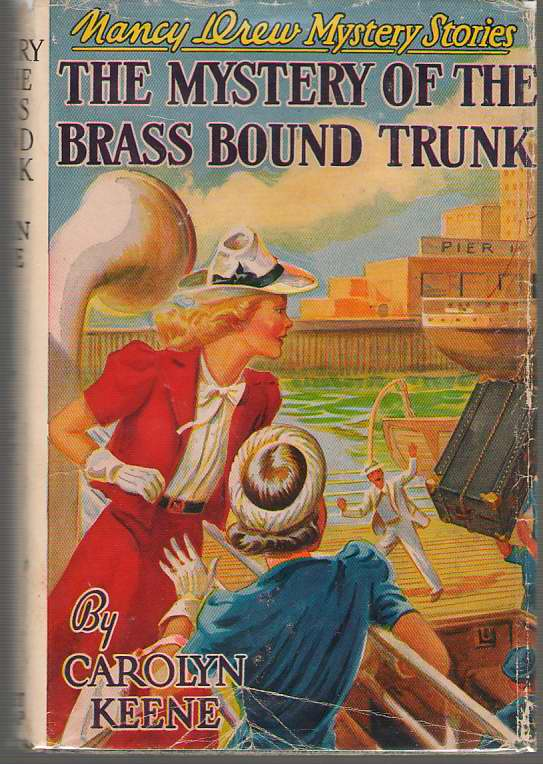 Image for The Mystery Of The Brass Bound Trunk