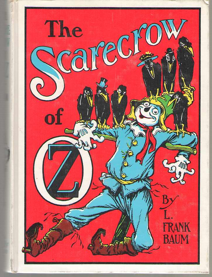 Image for The Scarecrow Of Oz