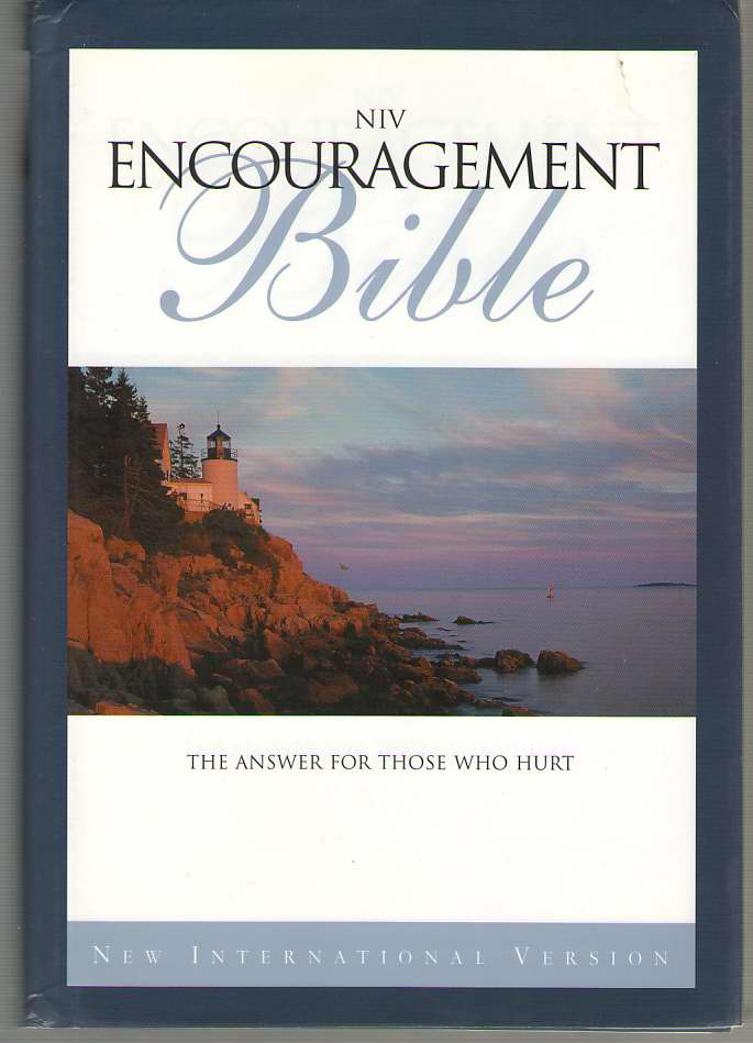 Image for NIV Encouragement Bible
