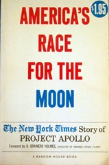 Image for America's Race For The Moon The New York Times Story of Project Apollo