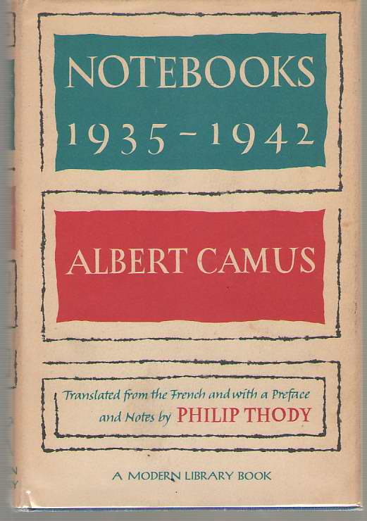 Image for Notebooks 1935-1942