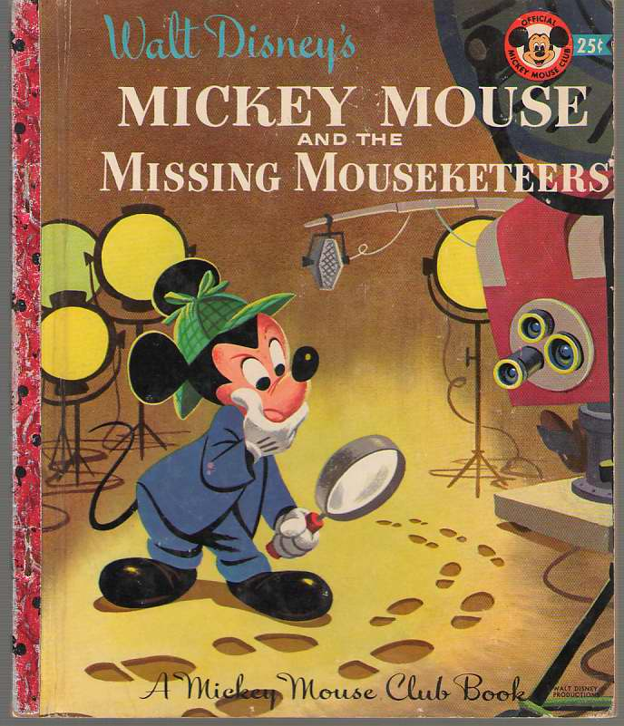 Image for Mickey Mouse and the Missing Mouseketeers