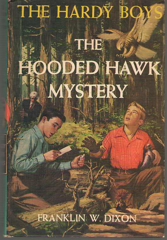 Image for The Hooded Hawk Mystery