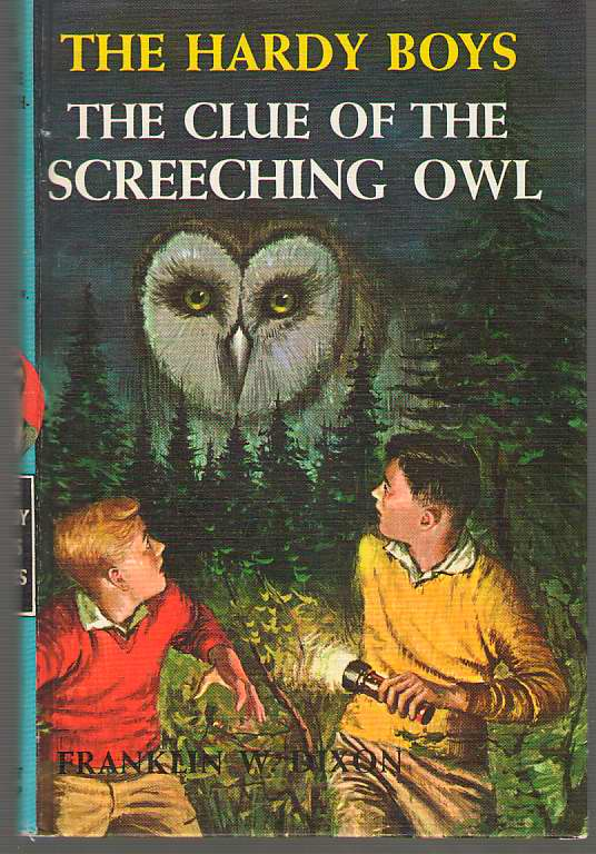 Image for The Clue Of The Screeching Owl