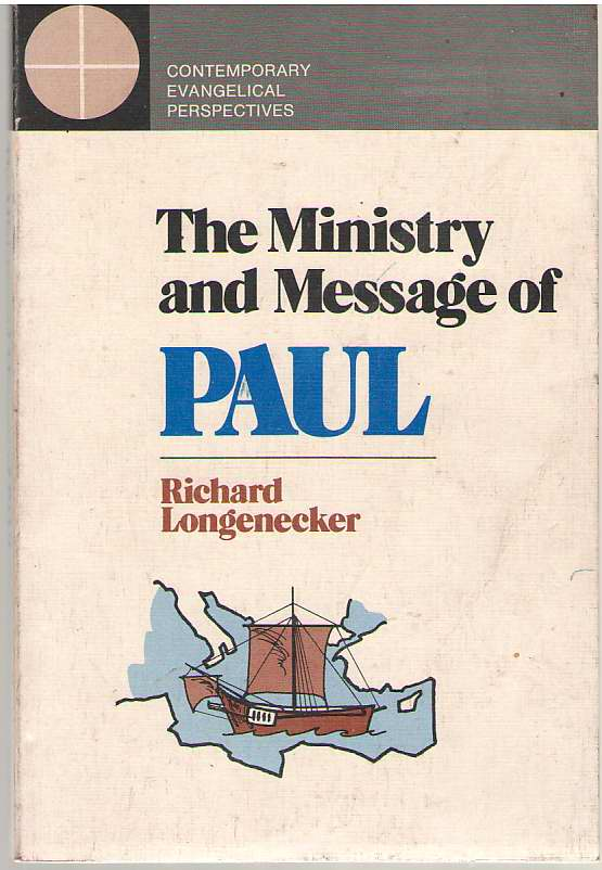 Image for The Ministry and Message of Paul