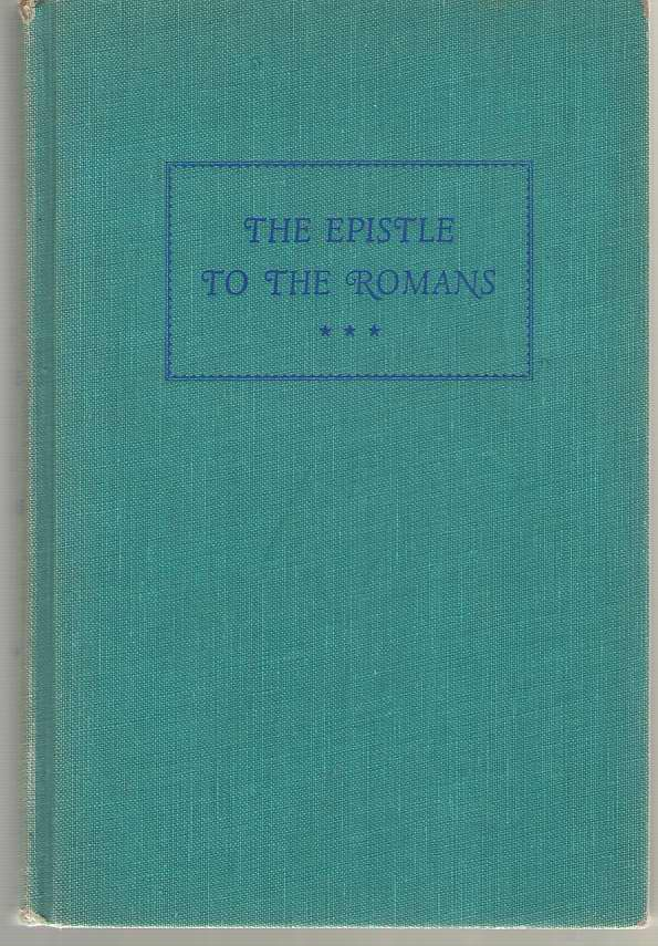 Image for The Epistle To The Romans