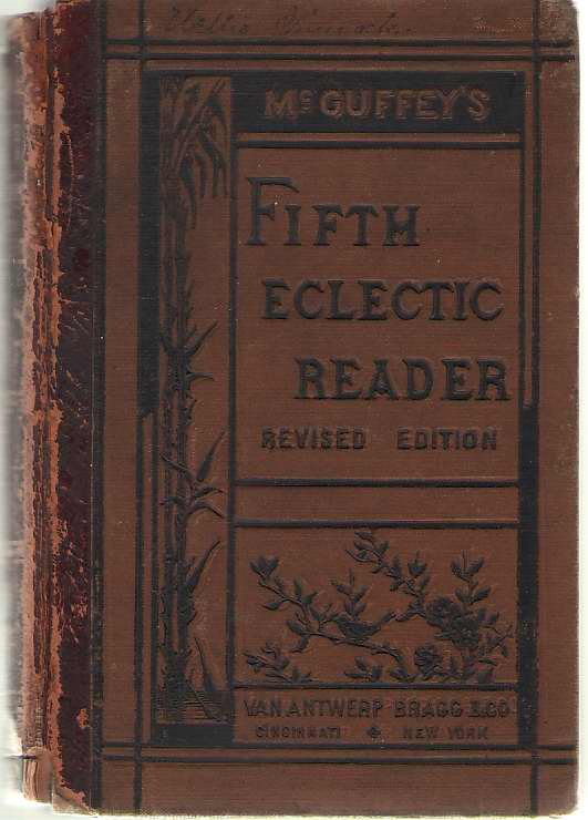 Image for McGuffey's Fifth Eclectic Reader Revised Edition