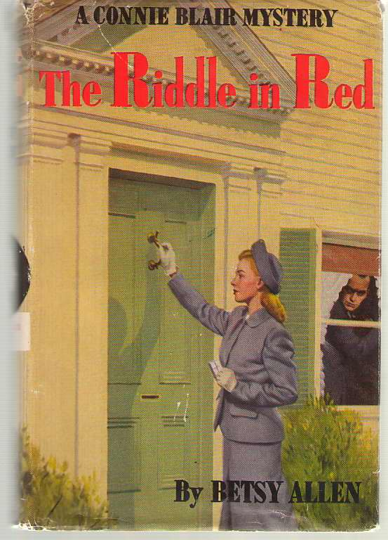 Image for The Riddle In Red A Connie Blair Mystery