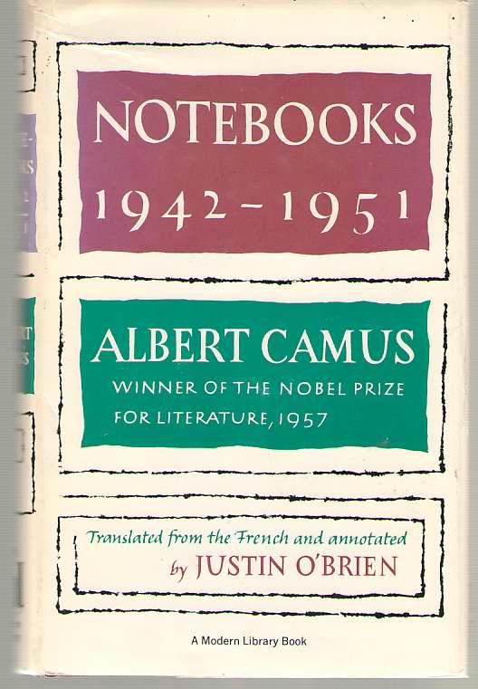 Image for Notebooks 1942-1951