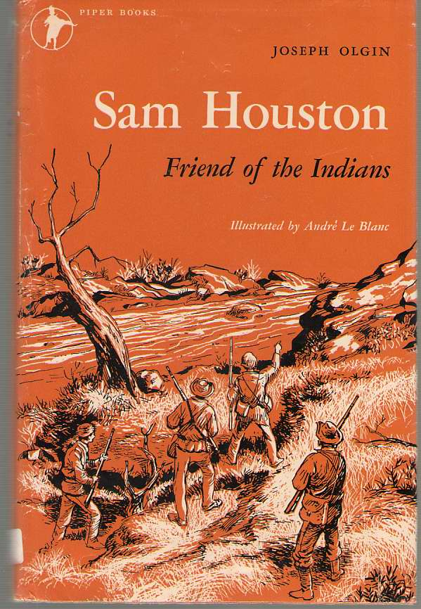 Image for Sam Houson Friend of the Indians