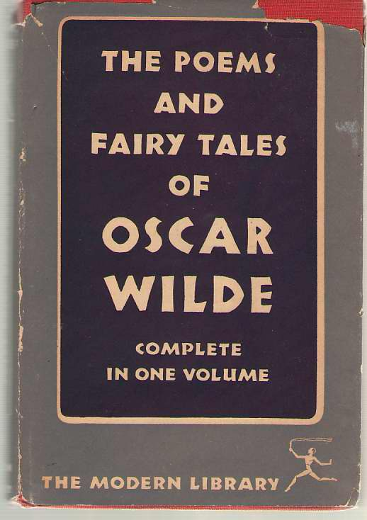 Image for The Poems And Fairy Tales Of Oscar Wilde Complete in One Volume