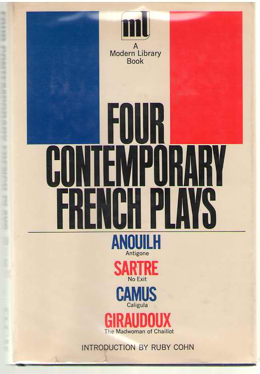 Image for Four Contemporary French Plays